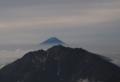 6月24日甲斐駒ケ岳山頂より