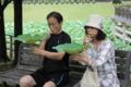 京都新聞写真コンテスト ふたり酒