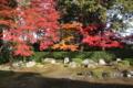 京都新聞写真コンテスト 晩秋の円通寺