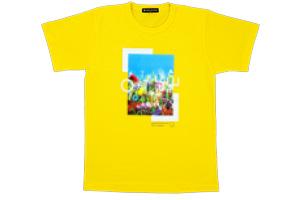 偽善者が集まる毎年恒例の24時間生放送のチャリティー番組で着られているっぽい黄色いTシャツ