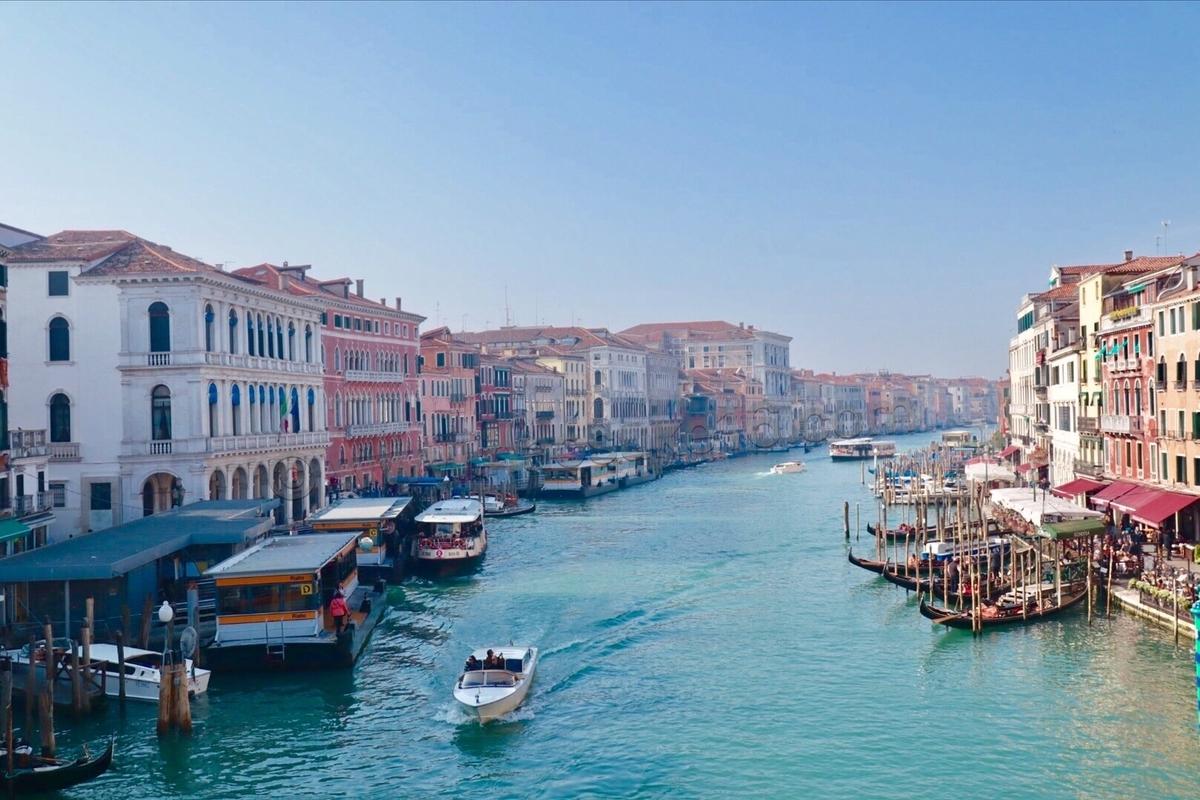 ベネチアの風景1