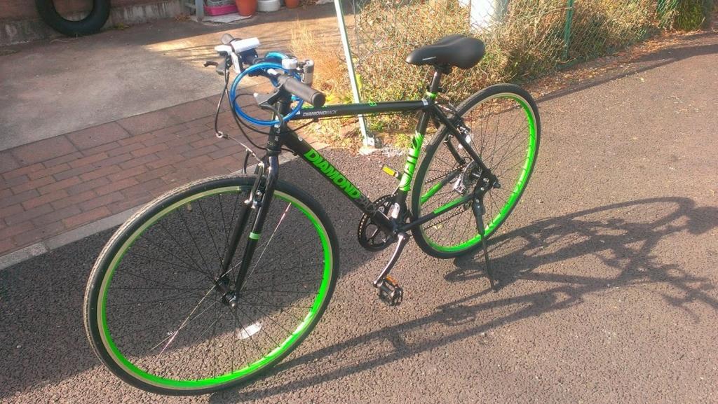 自転車(クロスバイク)