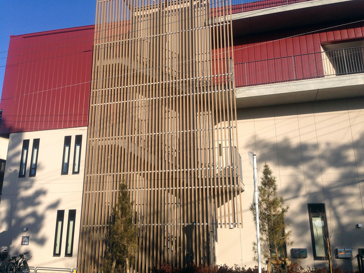 善行市民センター・公民館