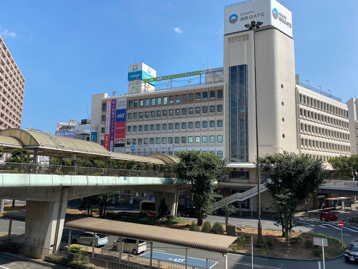 藤沢市民図書館