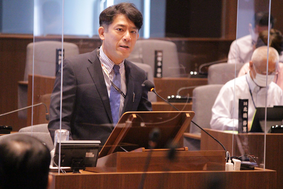 清水竜太郎藤沢市議会議員