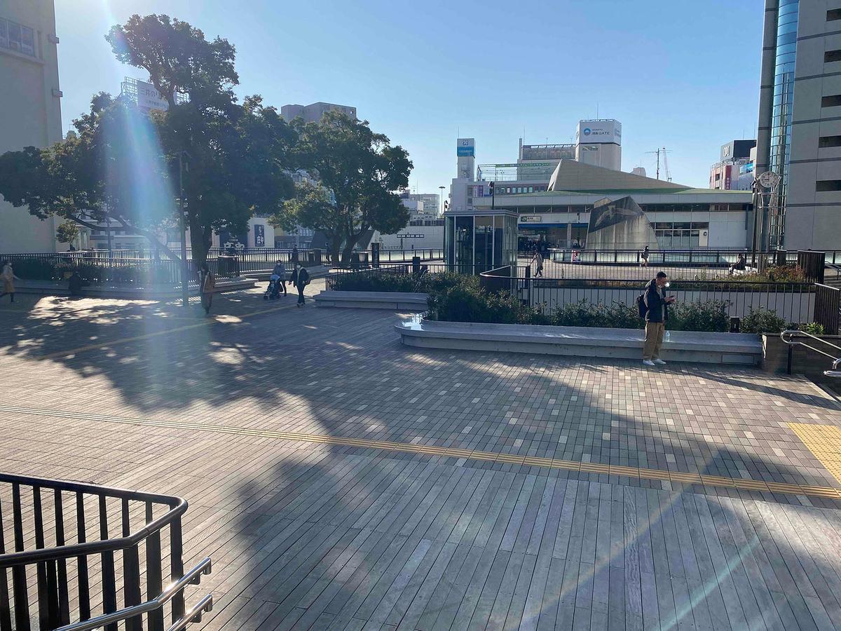 サンパール広場