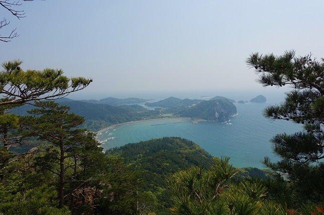 高田山展望台から見渡せる景色