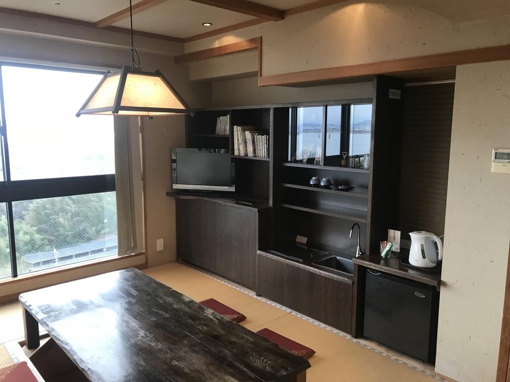 雄山荘の部屋の写真