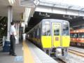 岡山駅特急いなばその1