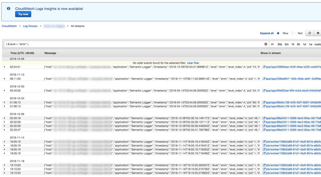 RailsをAmazon ECS(AWS Fargate)で運用する際のログ設定で工夫