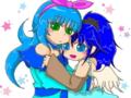 藍玉と遊蘭