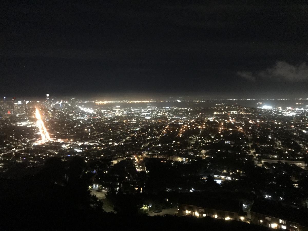 おすすめスポット4 Twin peaks