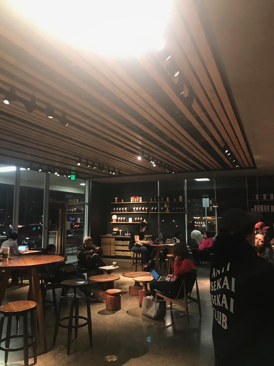 Starbucks Coffee Reserve の見分け方