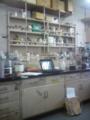 研究室にて(ぼろい)