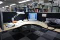 メディアの勉強机