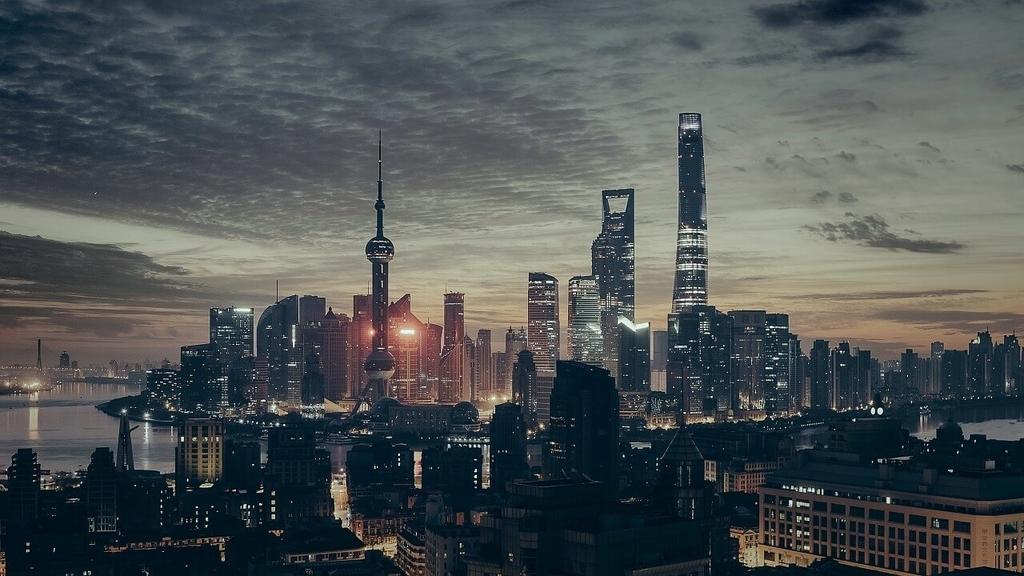 高層ビル企業