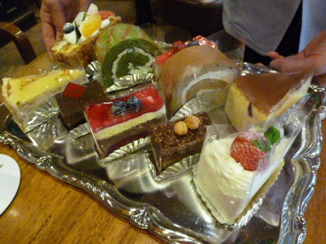 のだのケーキ