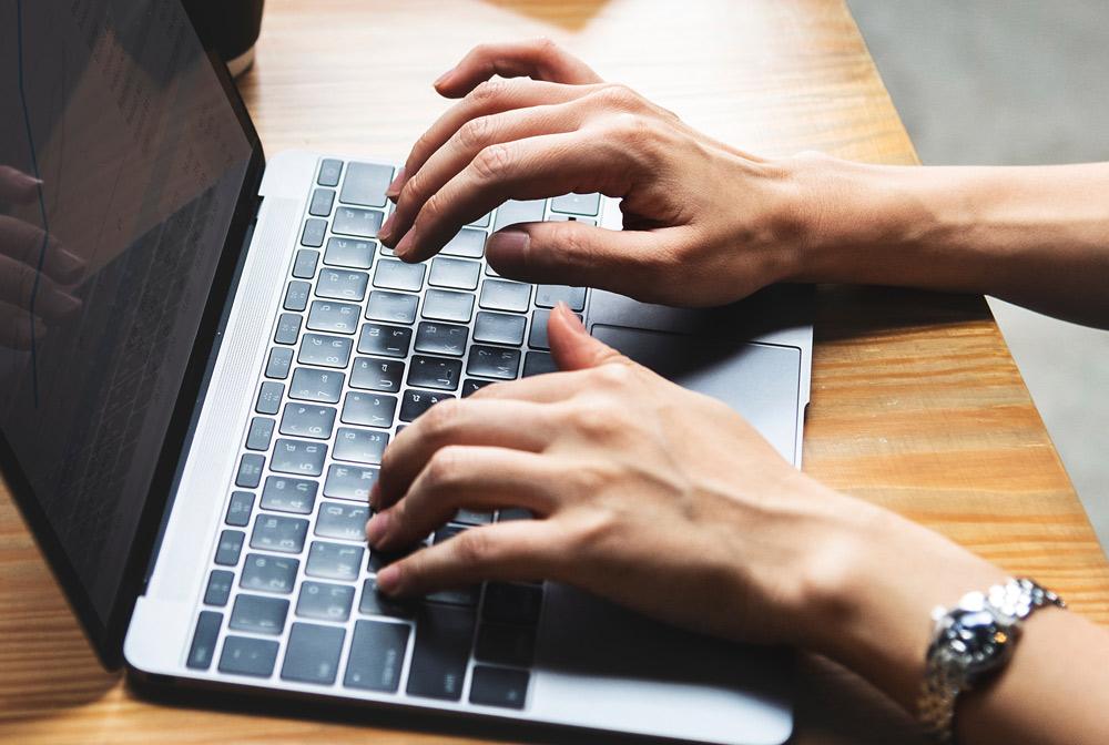ブログを書くこと