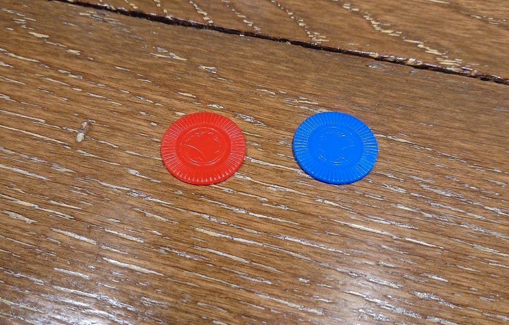 メダルが2枚
