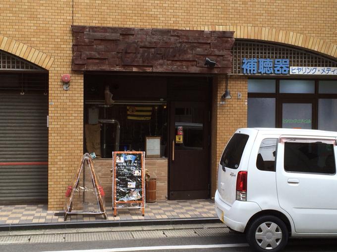 荒戸のコーヒー専門店「ワンノート」