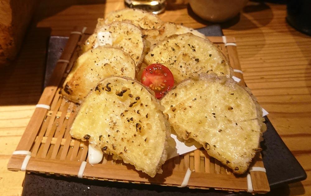 「さつま芋バター(黒胡椒風味)」