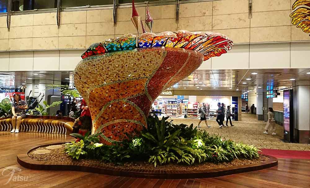 シンガポールの空港