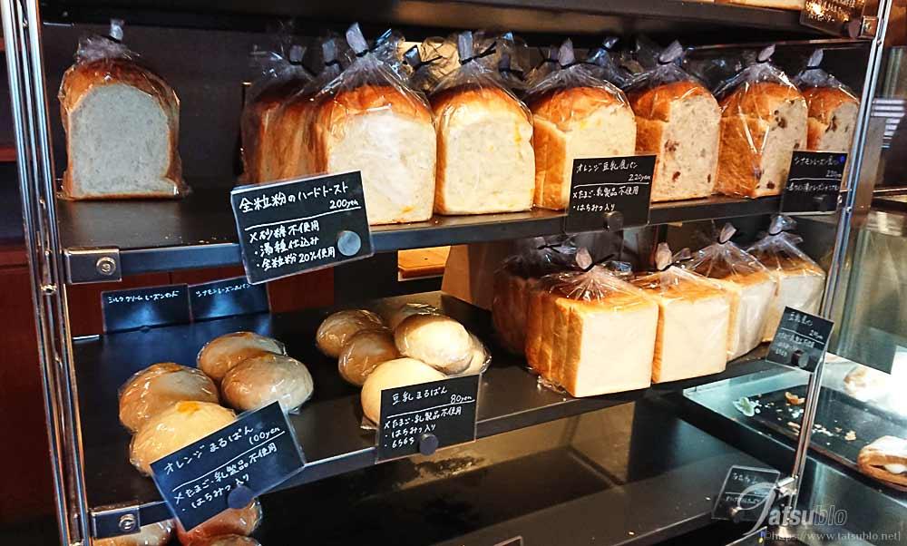 食パンやハード系からソフト系