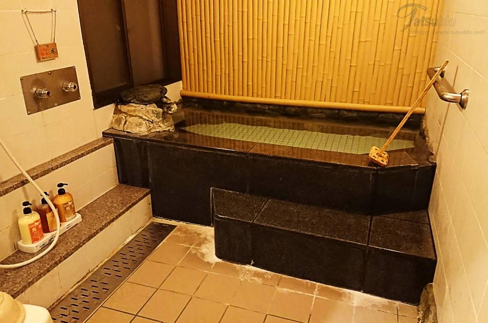 それと家族風呂も利用しましたよ。