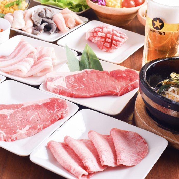 焼肉の牛太本陣 ヨドバシ博多店
