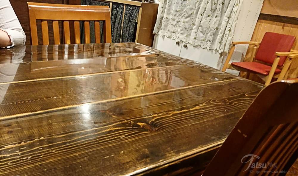 元々の店の造りでもありますが、1テーブルごとに壁で仕切られていたので、感染対策は  大丈夫そうでしたね。