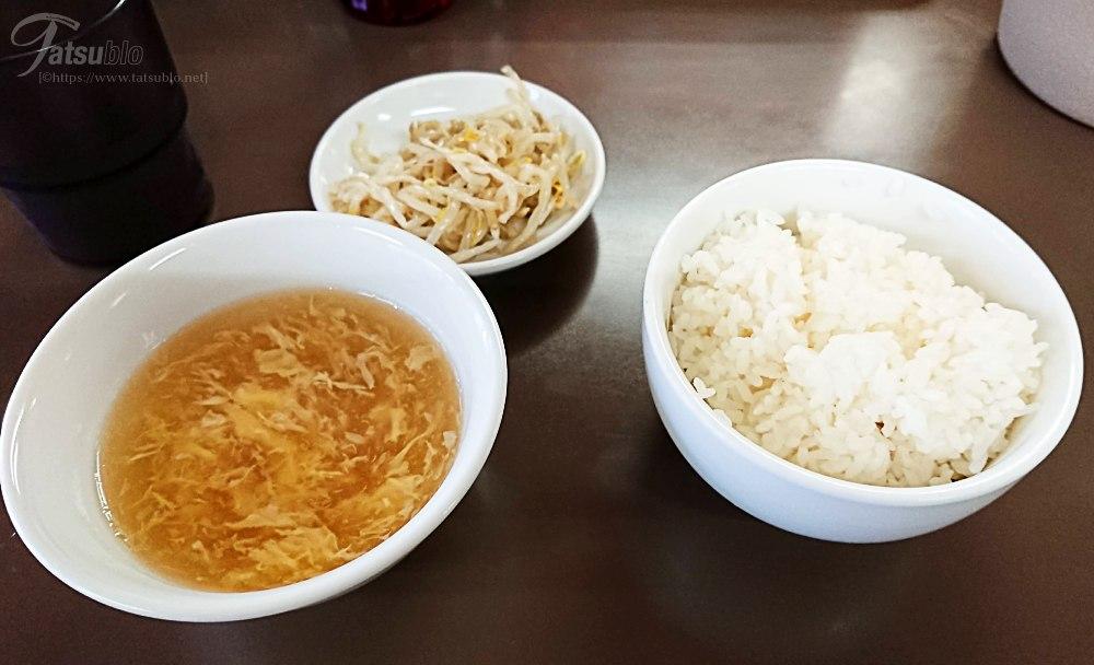 こちらを準備して麻婆豆腐が来るのをしばし待ちます。