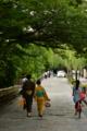 京都新聞写真コンテスト 夕涼み