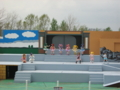 GoGoドリームライブのステージ。