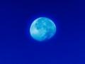 青空の月 (青空の満月を夢見て)