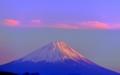 元日の富士山(2013年)