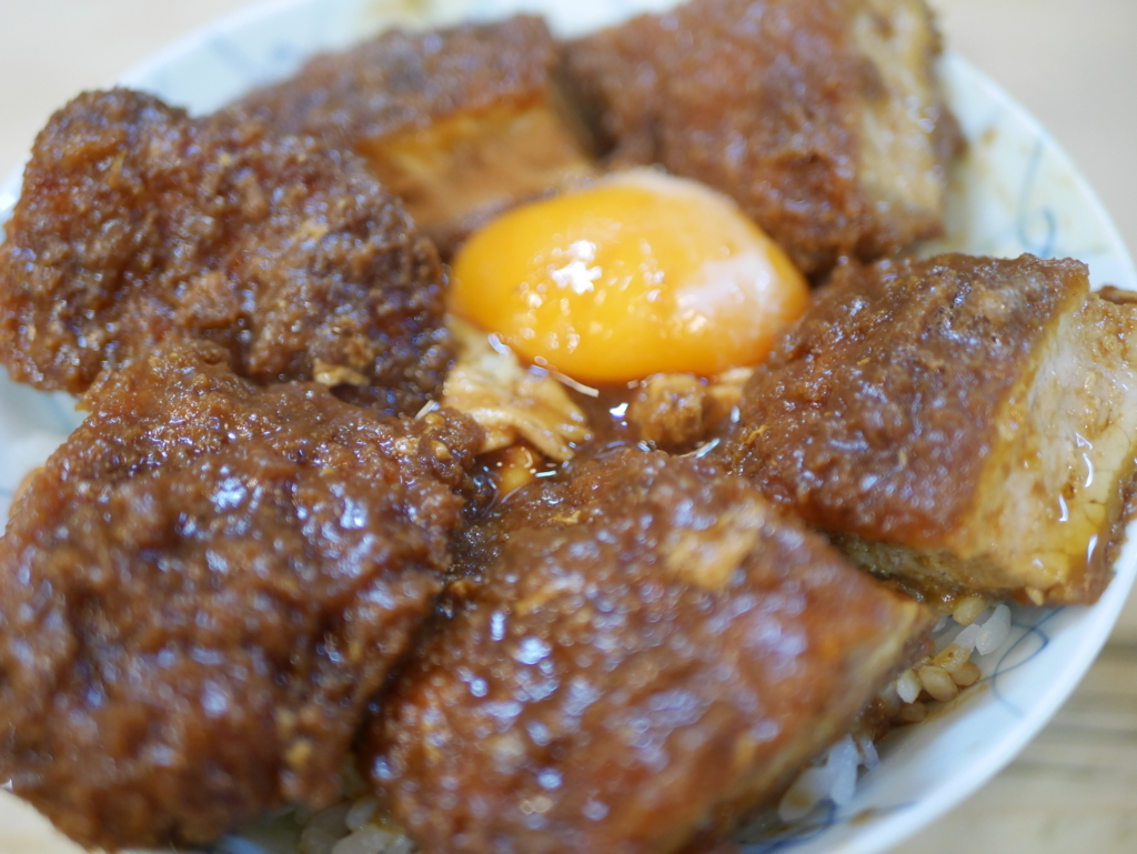 栄でオススメのランチ叶の元祖味噌カツ丼