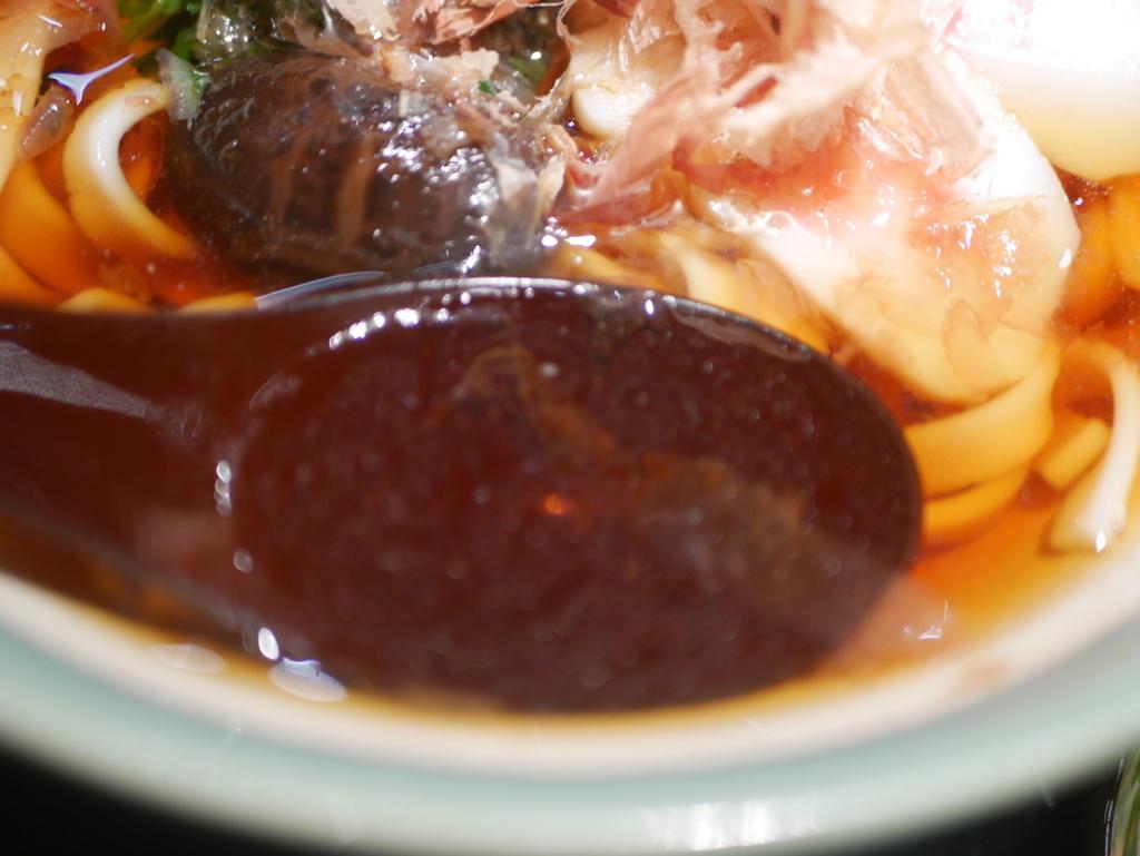 栄でオススメのランチ宮きしめん竹三郎宮きしめん味噌カツ丼セット