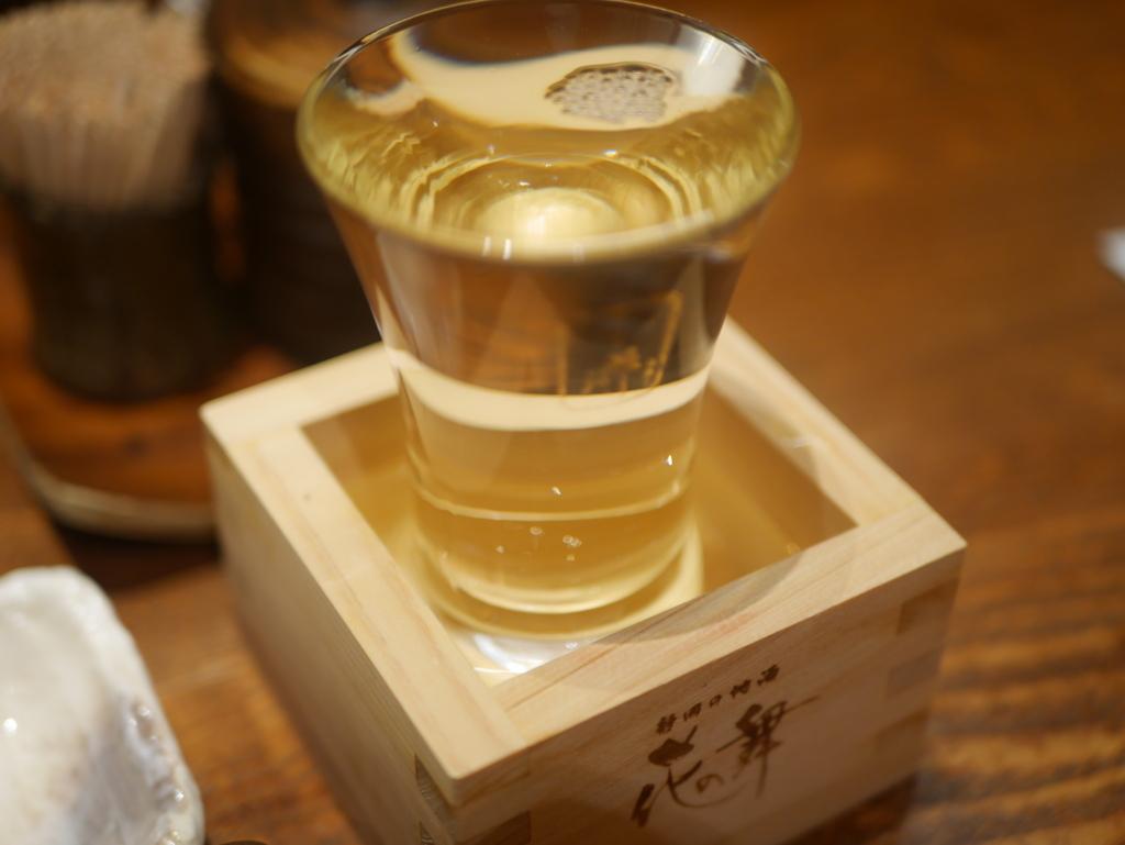 魚魚一 日本酒