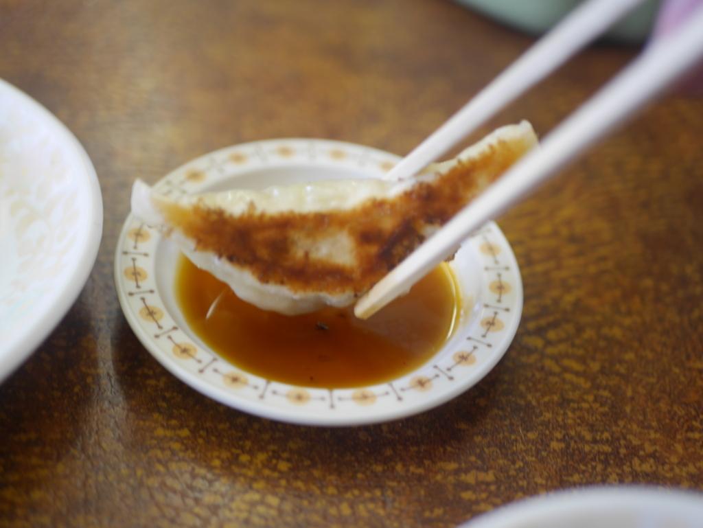 浜松餃子 餃子の砂子
