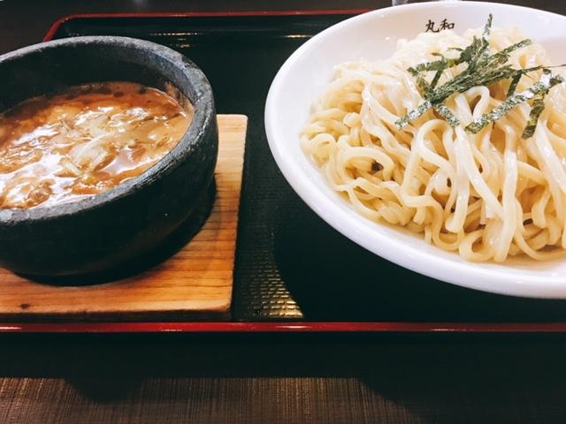 名古屋ラーメンランキング22位つけ麺丸和