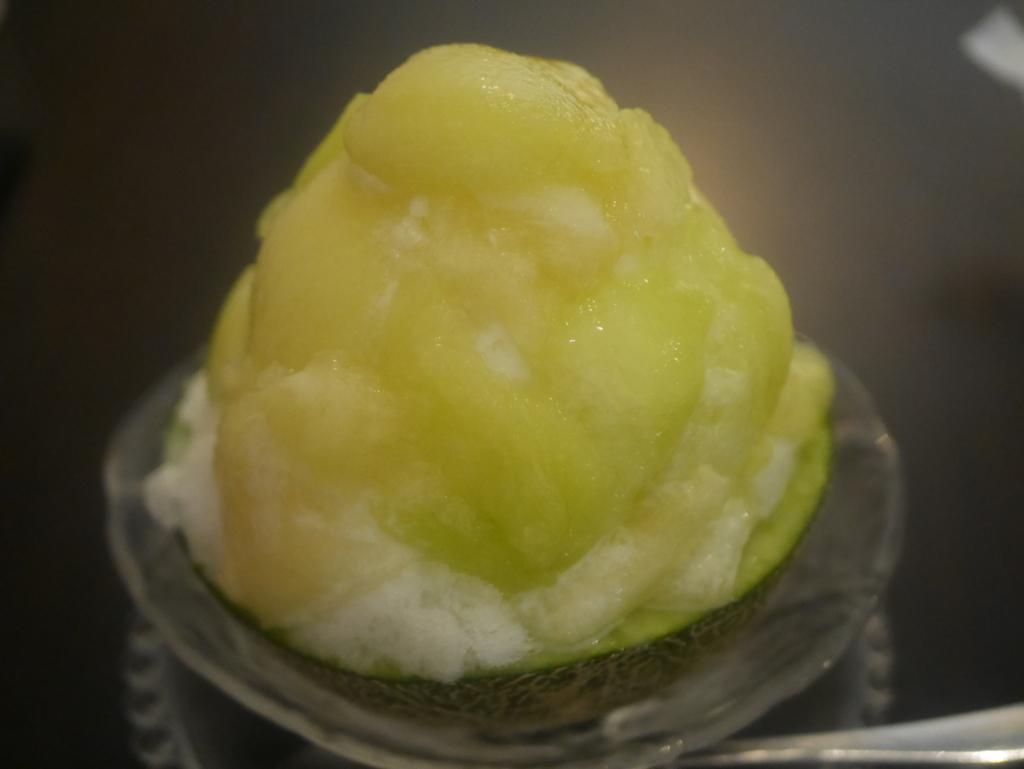 名古屋 かき氷 カフェレオパード