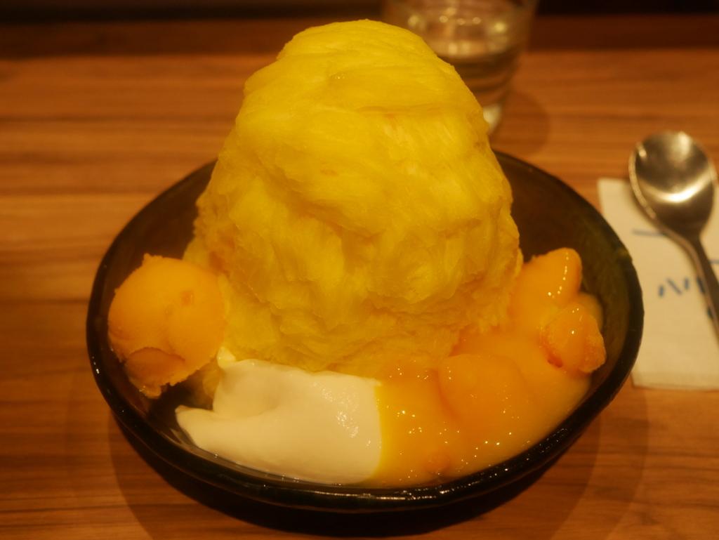名古屋 かき氷 アイスモンスター