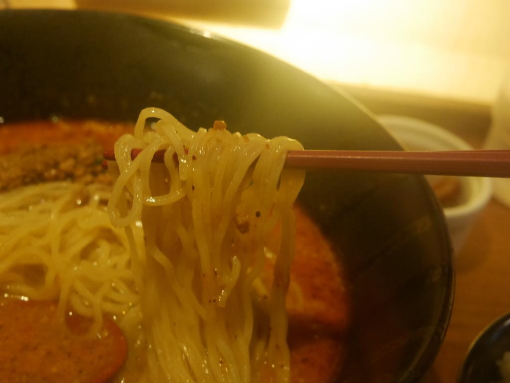 錦城 住吉店 名古屋 担々麺 ラーメン スープ茶漬け