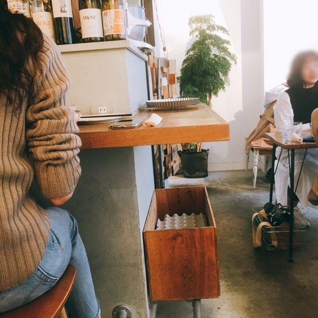 矢場町にあるWi-Fi・電源完備のカフェメゾンイー