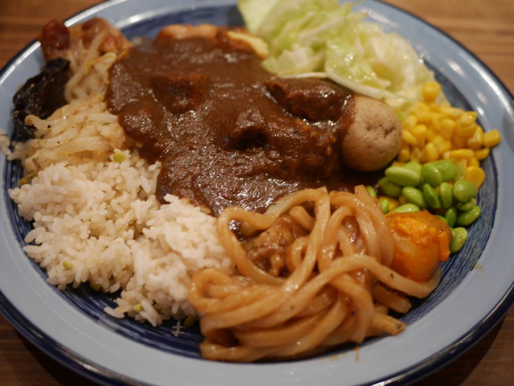 名古屋駅のおすすめランチもうやんカレーのカレー食べ放題