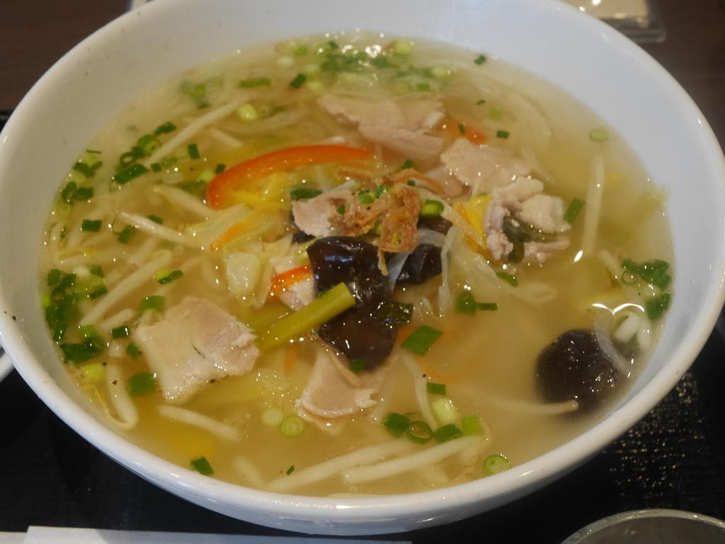 名古屋駅近くでベトナム料理ランチが食べられるお店ニャーベトナムの本日のフォー