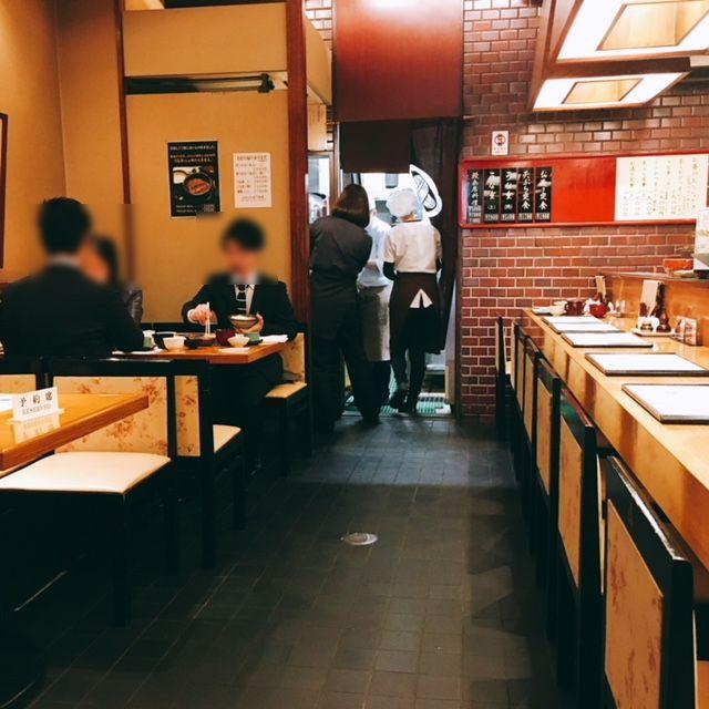 名古屋駅近くにあるひつまぶしのお店うな善の内観