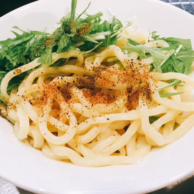 名古屋駅から徒歩5分の場所にあるラーメン店Rのつけ麺