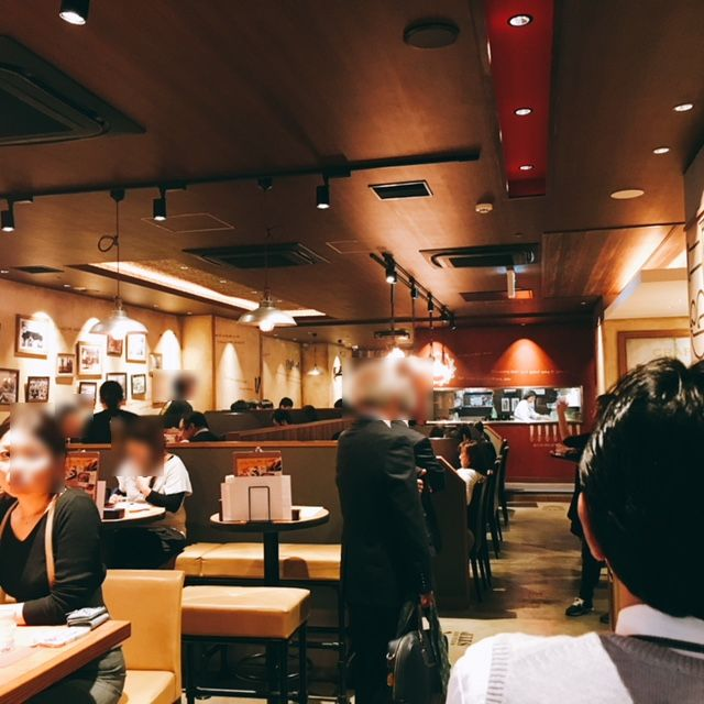 KITTE名古屋にある肉料理のお店KOYOENの内観