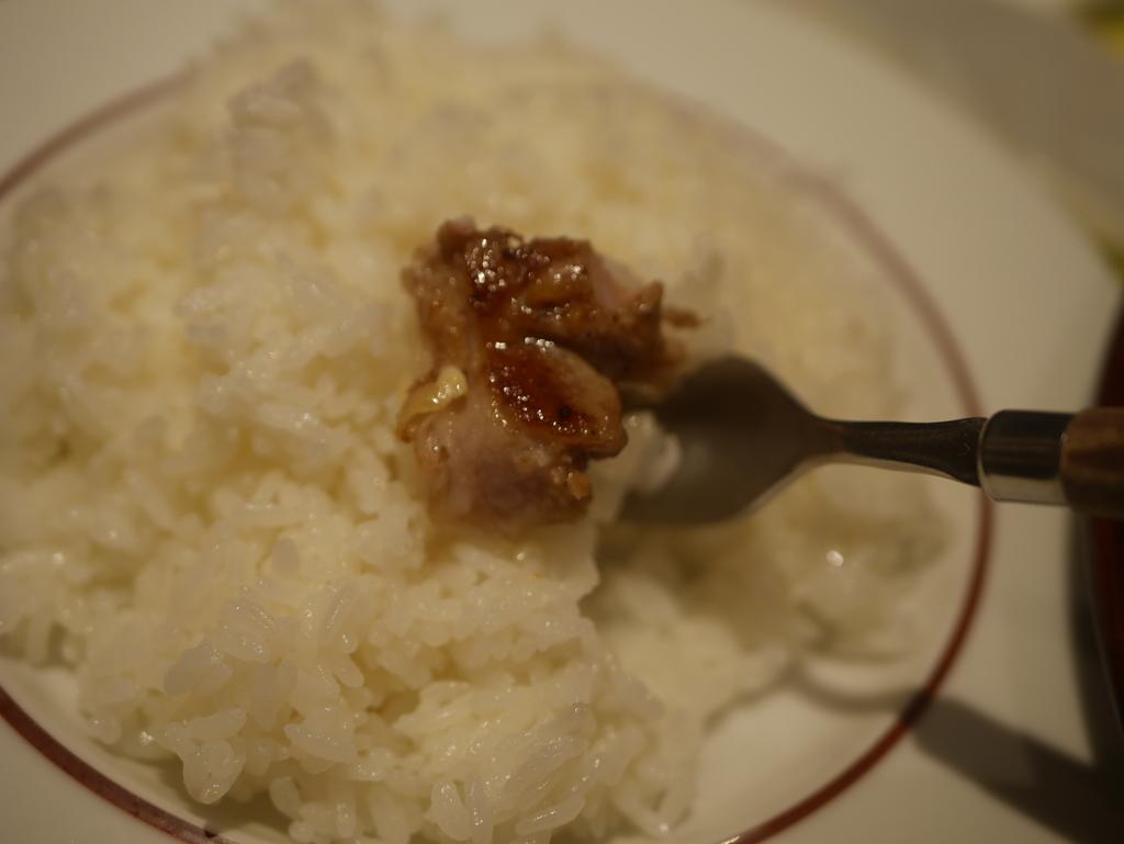 KITTE名古屋にある肉料理のお店KOYOENのガーリックバタートンテキ